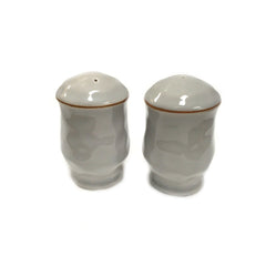 Skyros Greige Salt & Pepper Set