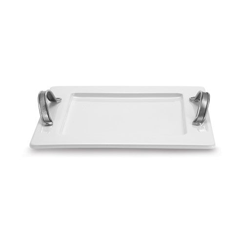Arte Italica Tuscan Square Serving Tray