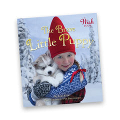 The Brave Little Puppy Book
