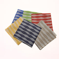 Deborah Rhodes Waves Jacquard Napkins (set of six)