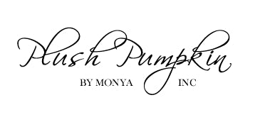 Plush Pumpkins by Monya