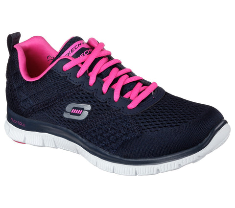 Skechers 12058 Flex Appeal Obvious Choice - Womens Shoes - Westwoods footwear