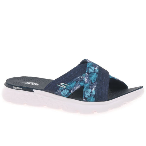 Skechers 14667 On the go 400 - TROPICAL Women's Flip Flop Sandal