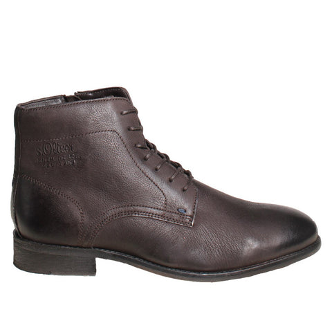 s.Oliver 15105 Mens Laced up Boots
