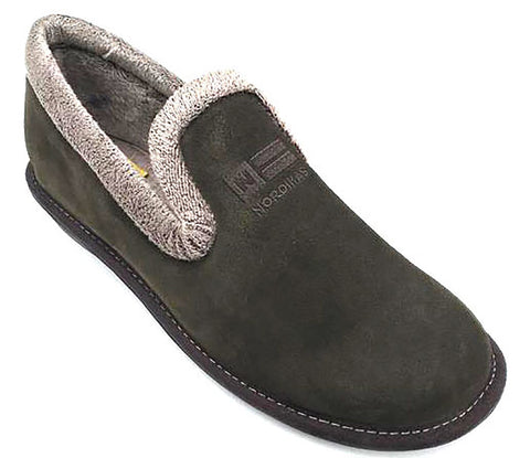 Nordikas 305 Nicola Women's Suede Full Slipper