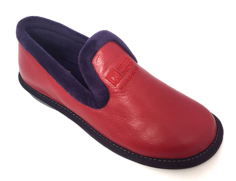 Nordikas 305 Nicola Women's Leather Full Slipper