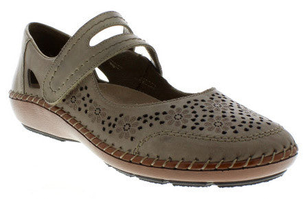 Rieker 44875 Cindy - Womens Shoes - Westwoods footwear - 2