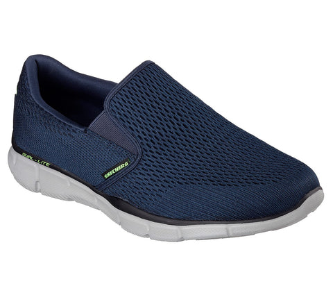 Skechers 51509 Mens slip-on shoe Equalizer DOUBLE PLAY