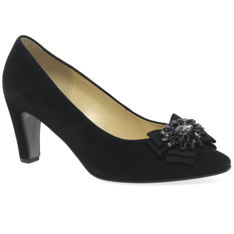 Gabor 55.172 Audience Womens Dress Court Shoe