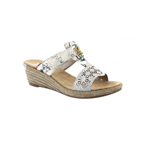 62427  Women's Wedge Mule Sandal
