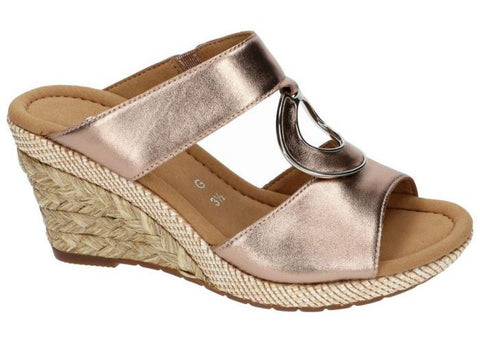 Gabor 82.825 Women's Wedge Sandal