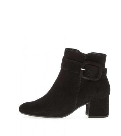 Gabor 91.696 Suede Womens Ankle Boot