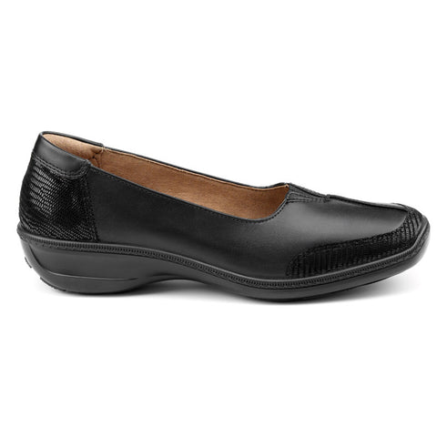 Hotter Gillian Womens Leather Shoe