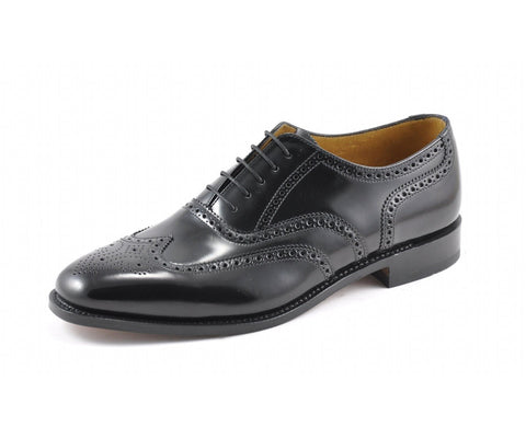 Loake 202 Brogue Oxford - Mens Shoes - Westwoods footwear