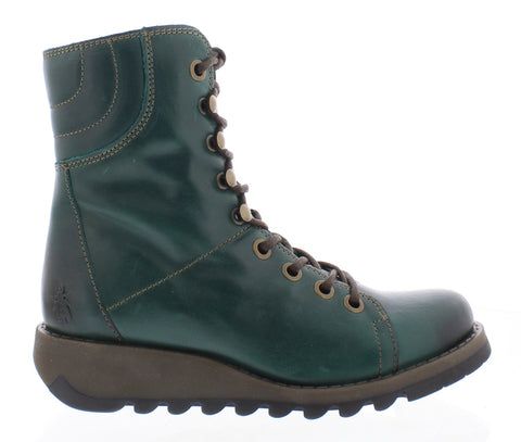 Fly London SAME 109 Womens Lace Up Boots