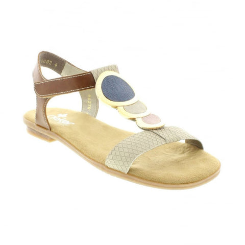 Rieker 64278 - Womens Sandals - Westwoods footwear