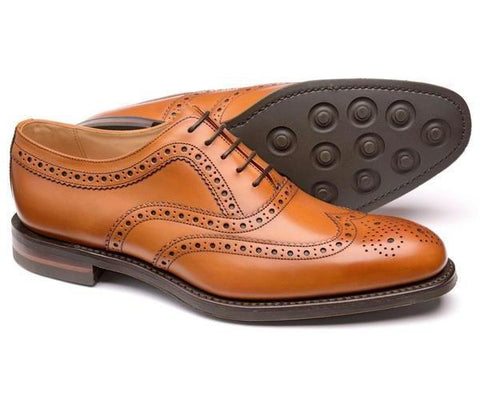 Loake Bovey Mens Brogue Shoe