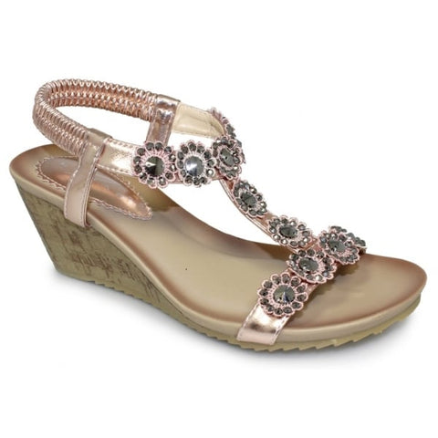 Lunar JLH780 Cally Womens Sandal