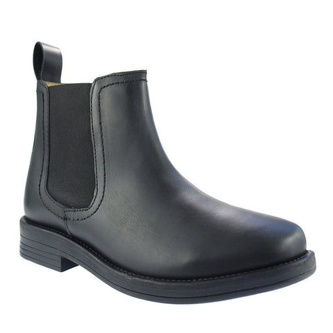 Heavenly Feet Leather Womens Chelsea Boot