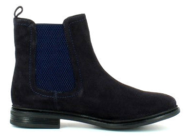 Heavenly Feet Suede Womens Chelsea Boot