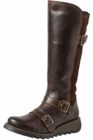 Fly London Suda 361 Womens Tall Buckled Boot