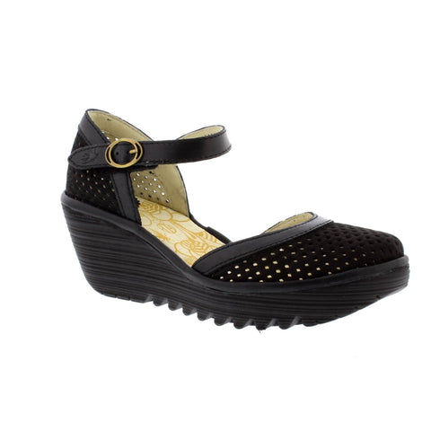 Fly London Yupi 840 Women's Wedge Bar