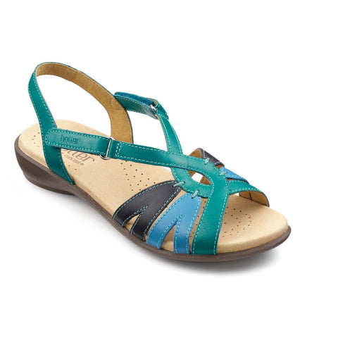 Hotter Flare Women's Wide EE Fit Sandals