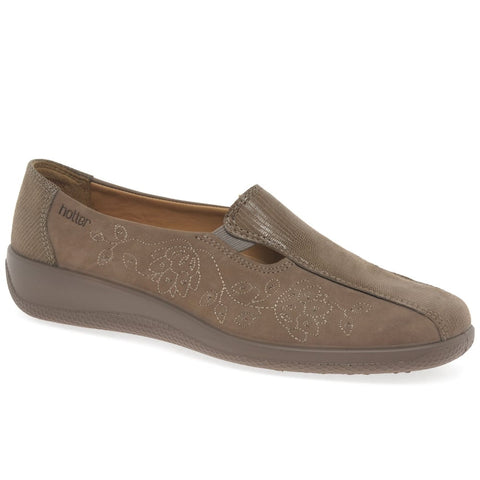 Hotter Rimini Women's Slip-on Shoe