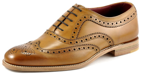Loake Fearnley Brogue Oxford - Mens Shoes - Westwoods footwear