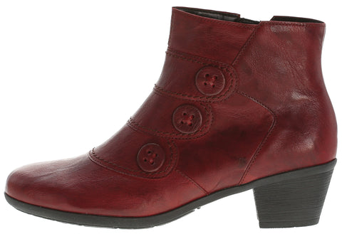 Gabor 75.695 Oprah Womens Ankle Boot