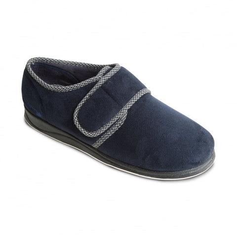Padders Harry Velcro Slipper