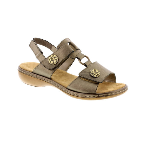 Rieker 65974 Women's T-Bar Sandals