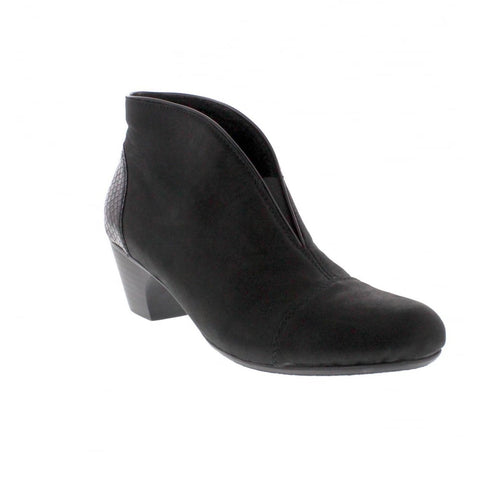 Rieker 50553 V-Cut Ankle Boot