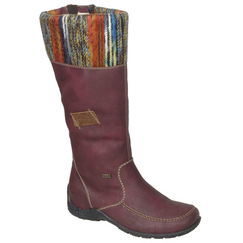 Rieker 79950 Womens Long Boots