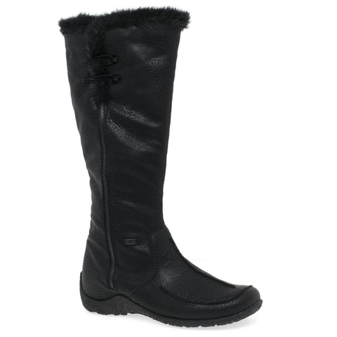 Rieker 79954 Womens Waterproof Long Boots