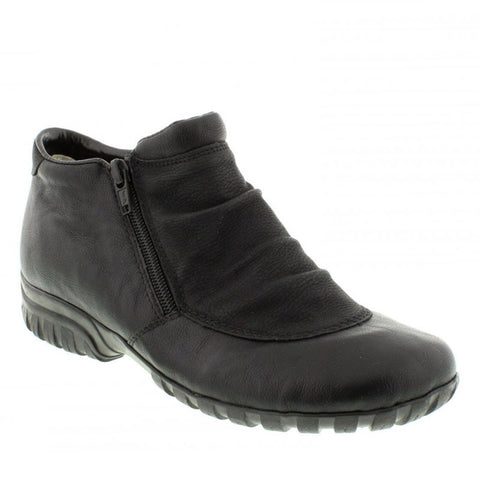 Rieker L4691 Womens Casual Ankle Boots