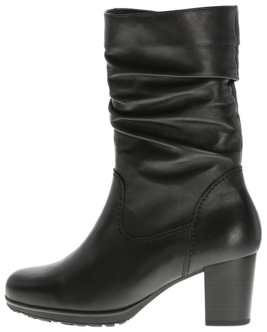 Gabor 75.544 Rotterdam Womens Heeled Mid-Calf Boot