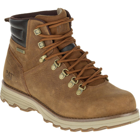 CAT Sire Waterproof Mens laced Boot