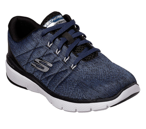 Skechers 52957 Flex Advantage 3.0 Stally - Men's Lace up Trainers