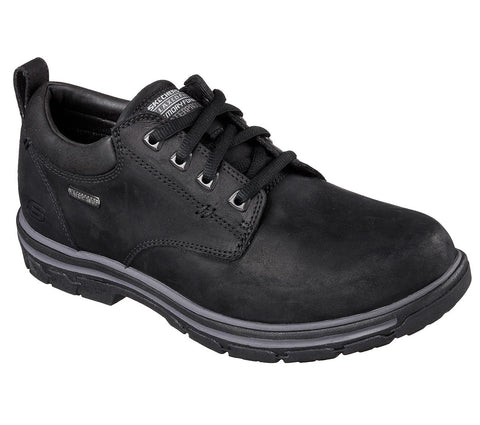 Skechers Bertan 64517 Men's Waterproof Lace-Up Shoe