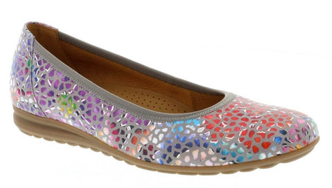 Gabor 82.620 Splash Women's Ballerina