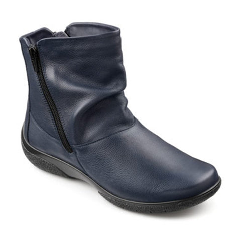 Hotter Whisper EE Wide Fit Twin-Zip Boot