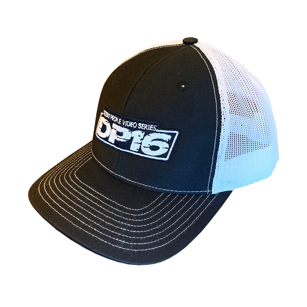 Dezert People 16 Trucker Snapback Hat