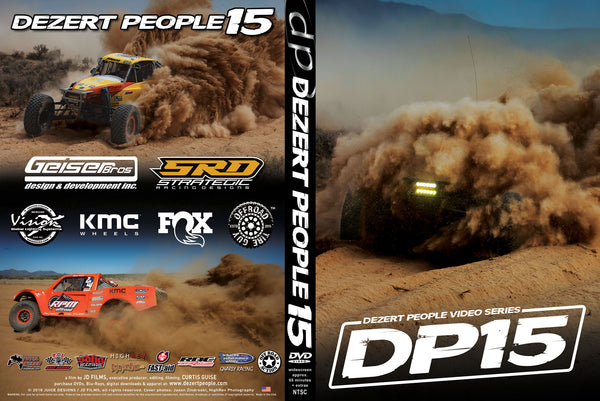 DP15 - Dezert People 15
