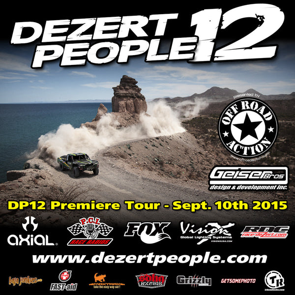 DP12 - Dezert People 12