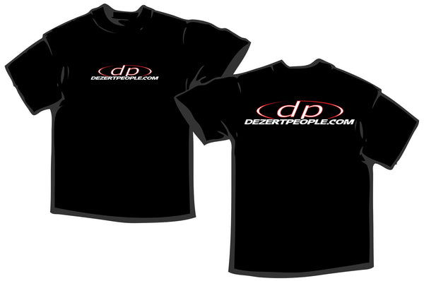 DP T-Shirt - Dezert People Logo