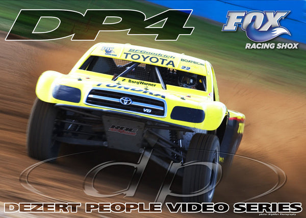 DP4 - Dezert People Four