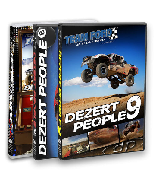 DP 7-9 Box Set