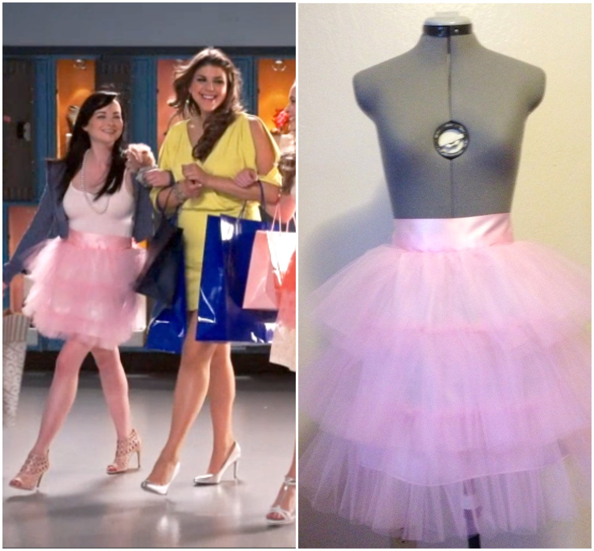 MTV Awkward Features Dark Pony Designs Skirt