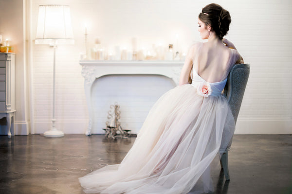Beyond Bridal: Editorial Portraits and Modern Romance
